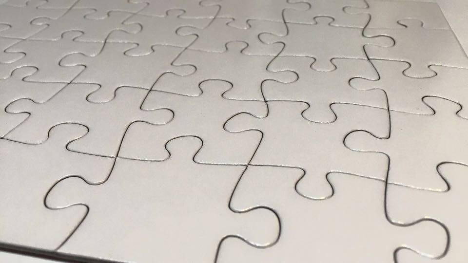 Eigenes foto als puzzle